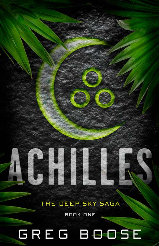 Achilles Book Cover